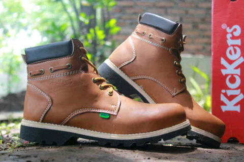 Kickers boot mantap