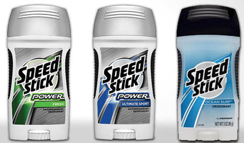 DEO SPEED STICK MEN