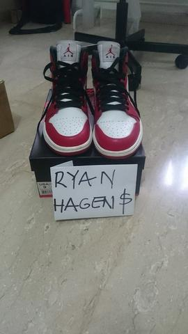 FS: AIR JORDAN 1 CHICAGO
