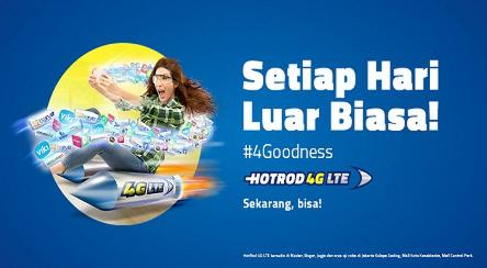 Inject 4G LTE XL SUPER HOTROD 8GB , by server, Reseller sini