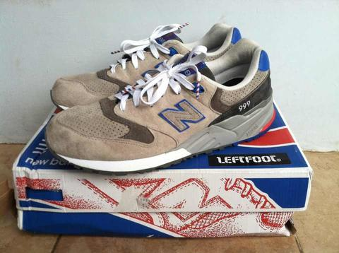 New Balance 999 Barbershop Pack Size 46 / 12