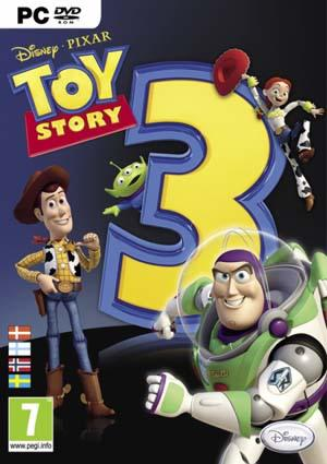 JUAL GAME TOY STORY 3 PC !!!!