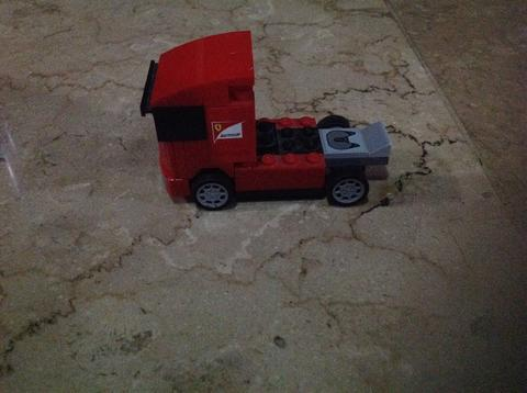 Jual Lego Ferrari Limited Edition