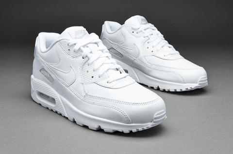 Nike Air Max 90 Triple White Original BNIB (bukan Air Force 1)