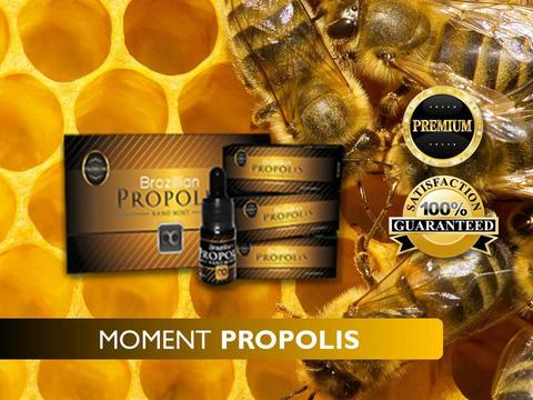 BRAZILLIAN PROPOLIS MOMENT 100% ORIGINAL