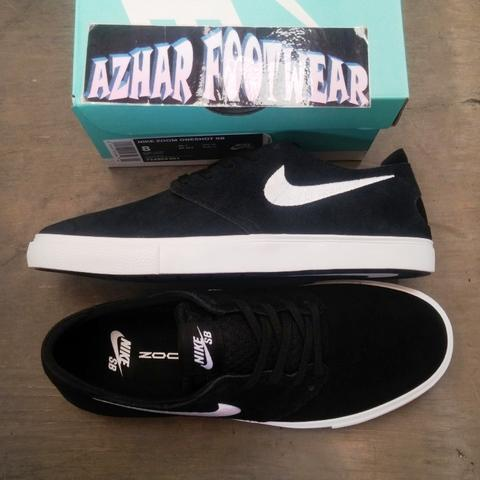 RARE ITEM!!! Nike SB zoom Oneshot Black white ORIGINAL BNIB