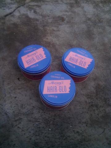 MURRAYS POMADE SUPERIOR NUNILE SUPERLIGHT BEESWAX HAIR GLO BLACK BEESWAX