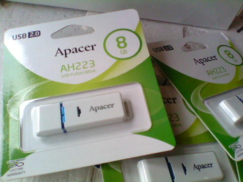 Flashdisk Apacer AH223 8Gb