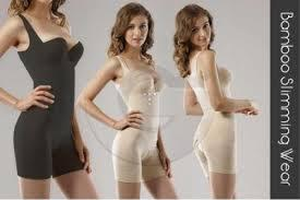 Jual Natural Bamboo Slimming Suit asli original murah