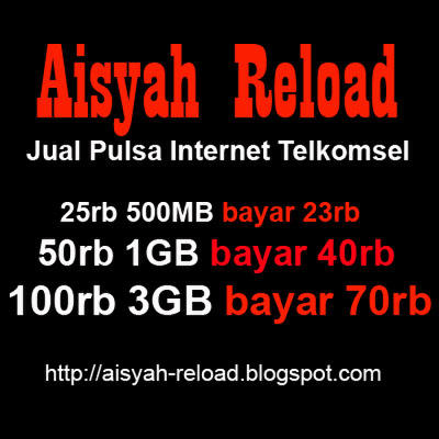 Pulsa Internet Telkomsel