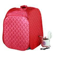 Sauna Portable Steamer Portable Murah
