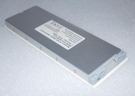 Batery OEM Apple macbook 13, a1185, ma561 lithium polymer putih
