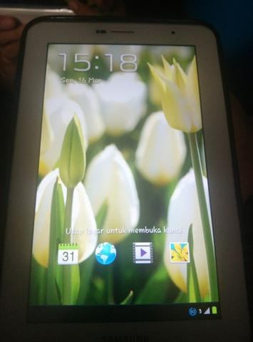 "Samsung Galaxy Tab 2 7"" (Wifi + Sim Card)"