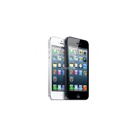 Jual APPLE iPhone 5-32GB, Black