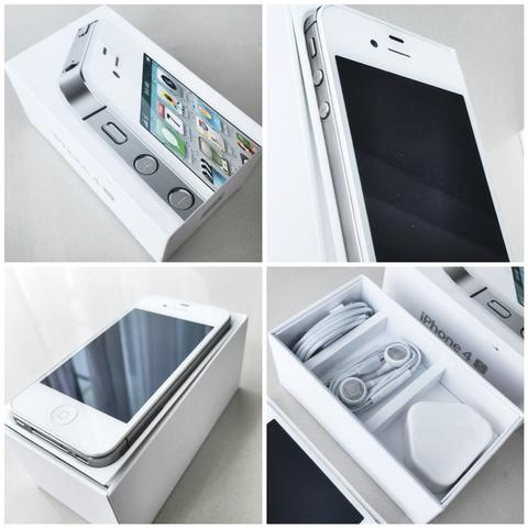Iphone 4s 16GB White SPESIAL