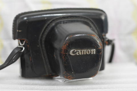 Vintage Camera : Canon FT QL (For Collectors Only)