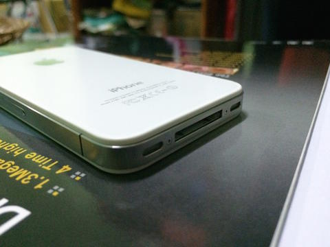 [WTS] iPhone 4s - 16gb white MULUSSSS - MALANG