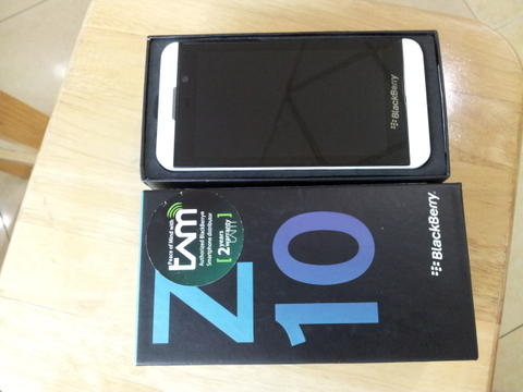 Blackberry z10 TAM