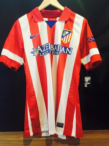 WTS Jersey Original Player Issue Atletico MAdrid 13/14 UCL ver. BNWT