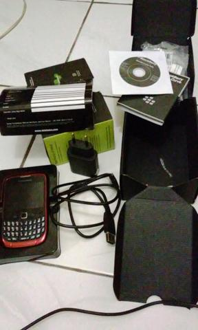 Blackberry curve 3G aka 9300 red jual cepet