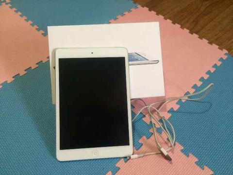 Ipad Mini Gen 1 GSM + Wifi White 32Gb
