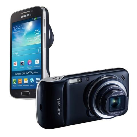 Samsung Galaxy S4 Zoom - Black