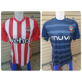JERSEY SOUTHAMPTON HOME ADN AWAY