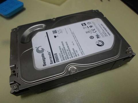 SEAGATE BARRACUDA 2TB SECOND SEHAT