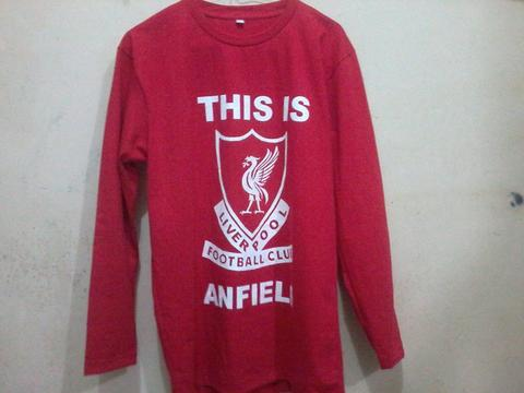 Ready stock Kaos This Is Anfield liverpool murah