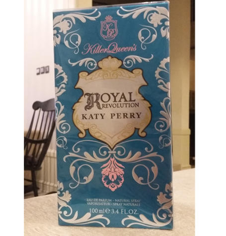 Parfum Original Katy Perry Killer Queen Royal Revolution