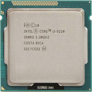 Ivy Bridge Core I3 3220 3.2Ghz mantap