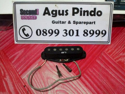 Pickup Single S1 copotan gitar Ibanez RG Prestige Japan