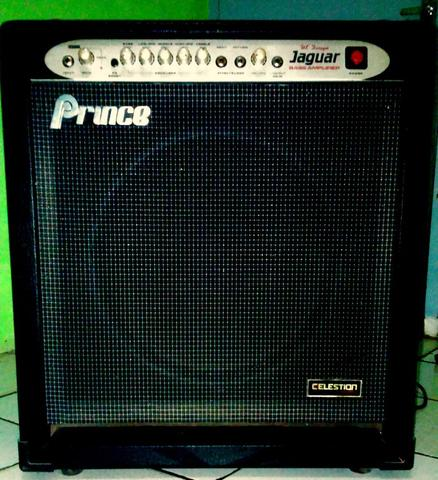 AMPLI BASS PRINCE JAGUAR ( UK DESIGN ) CELESTION 115 DEPOK