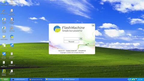 Flash Machine Jawara 8.5 + Keygen Murah