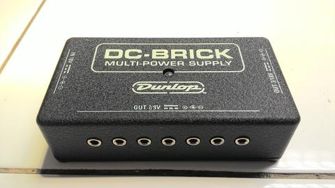 Power Supply DC-Bricks Jim Dunlop