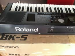 Roland BK-5 Backing Keyboard | new
