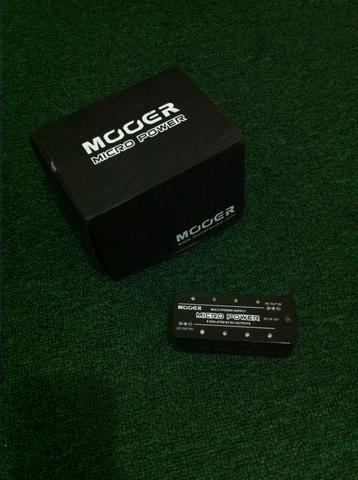 MOOER MICRO POWER POWER SUPPLY, PEDAL KS AJI, A/B BOX
