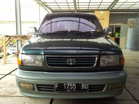 TOYOTA KIJANG KRISTA 1.8 M/T BSN THN 1997 GOOD CONDITION