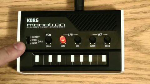 Korg Monotron second Murah