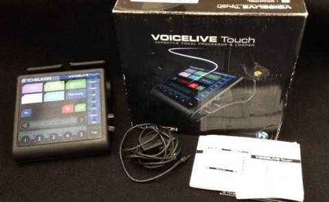 Melodia Musik Jakarta - TC Helicon Voicelive Touch