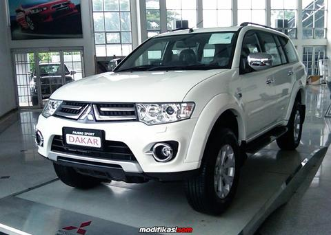 ALL PAJERO, OUTLANDER, MIRAGE READY STOCK 2015