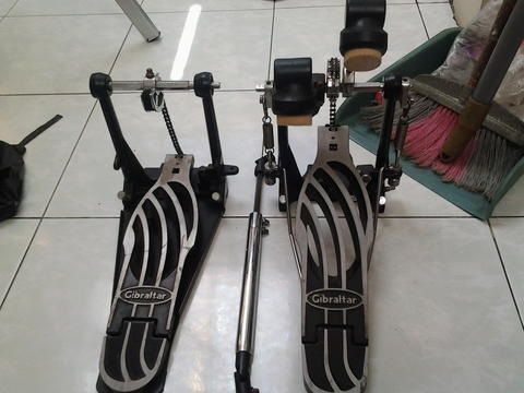 Double Pedal Gibraltar PROWLER 5611DB