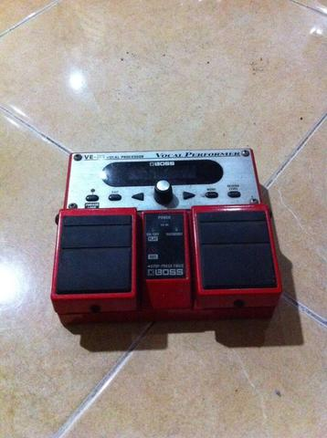 [JRENGKI2] BOSS VE 20 VOCAL PROCESSOR