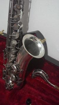 Tenor Saxophone J Gras Paris designed by Beaugnier Baguuus