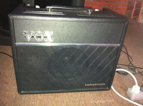 [WTS] Amplifier VOX Valvetronix VT 20+ (12AX7 tube driven technology)