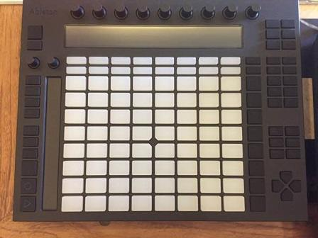 [WTS][Package] Ableton Live 9 Suite, Ableton Push, UDG Ableton Push Back
