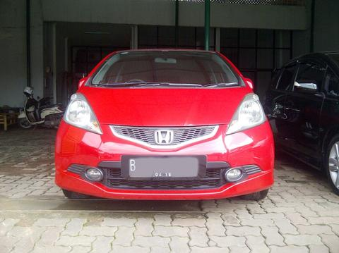 HONDA JAZZ RS 2009 TRYPTONIK SPORT
