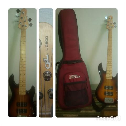 Jual : Bass G&L Tribute L2500 3TS MP