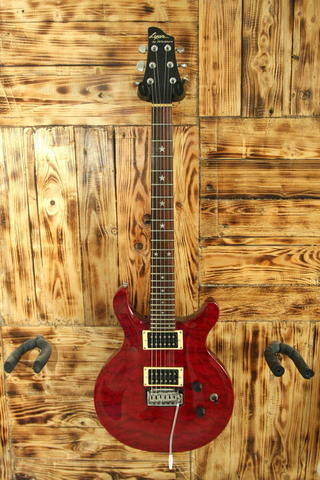 (new) gitar washburn lyon matsumoku era original