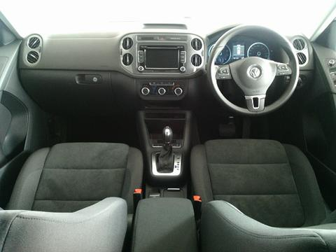 VW TIGUAN 1.4 TSI with BLUEMOTION